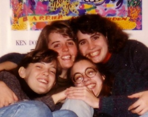 Macalester Girls 1990